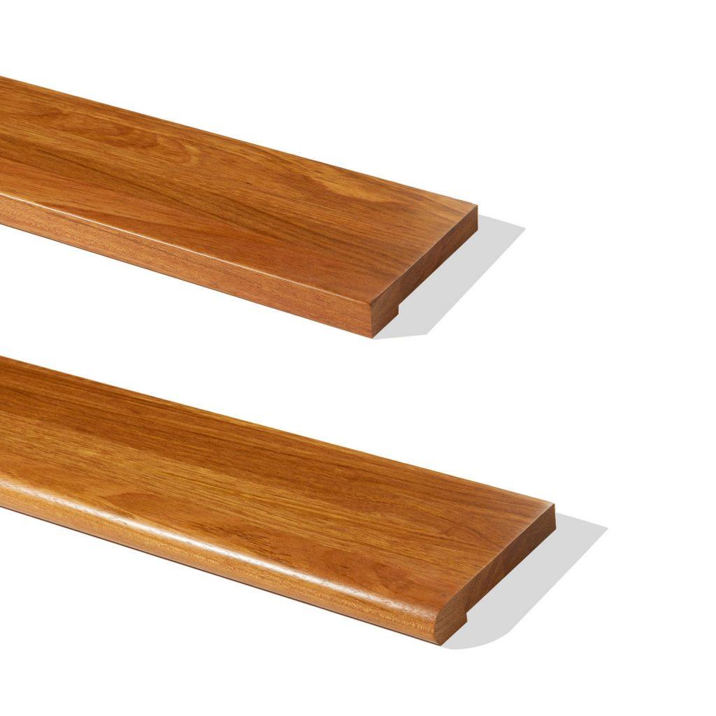 Stair Treads Amp Risers Hardwood Oak Stair Treads In