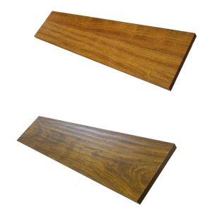 Wood Stair Risers