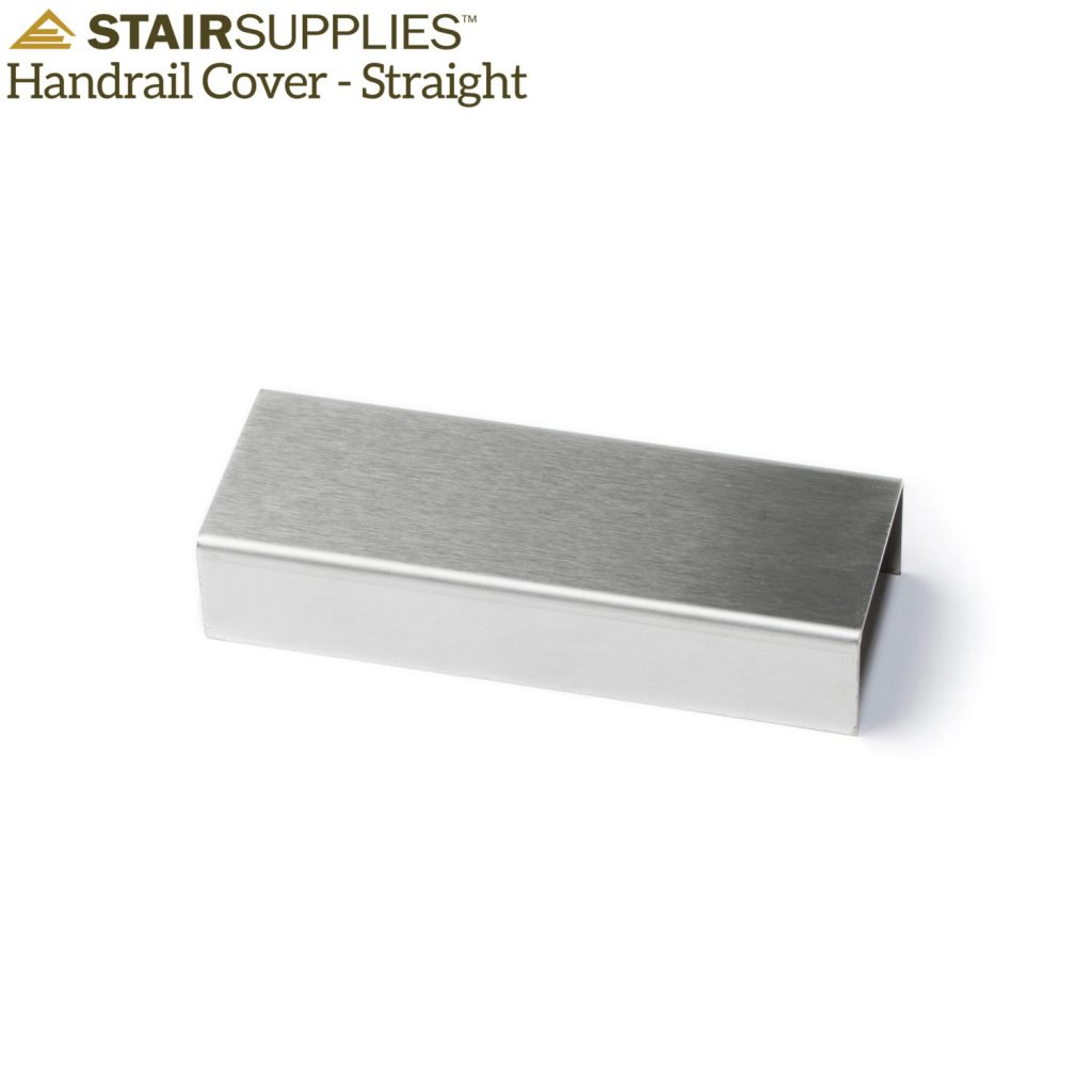 Metal Handrail Covers - StairSupplies™