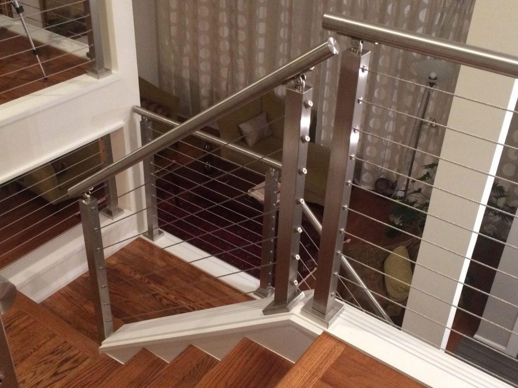 Project 194 Round Stainless Steel Handrail