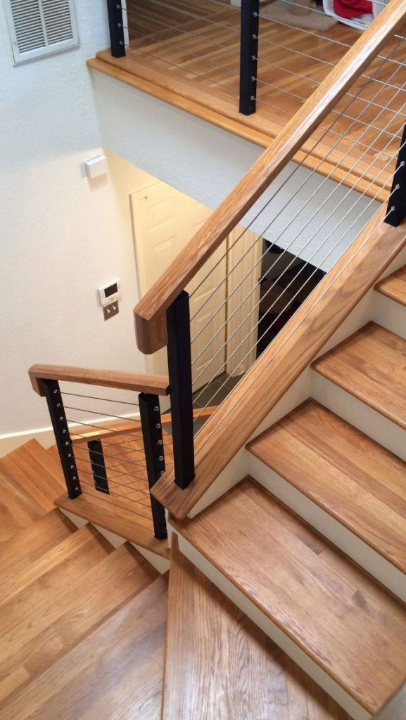 Creative Cable Railing