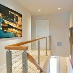 Contemporary Cable Railing