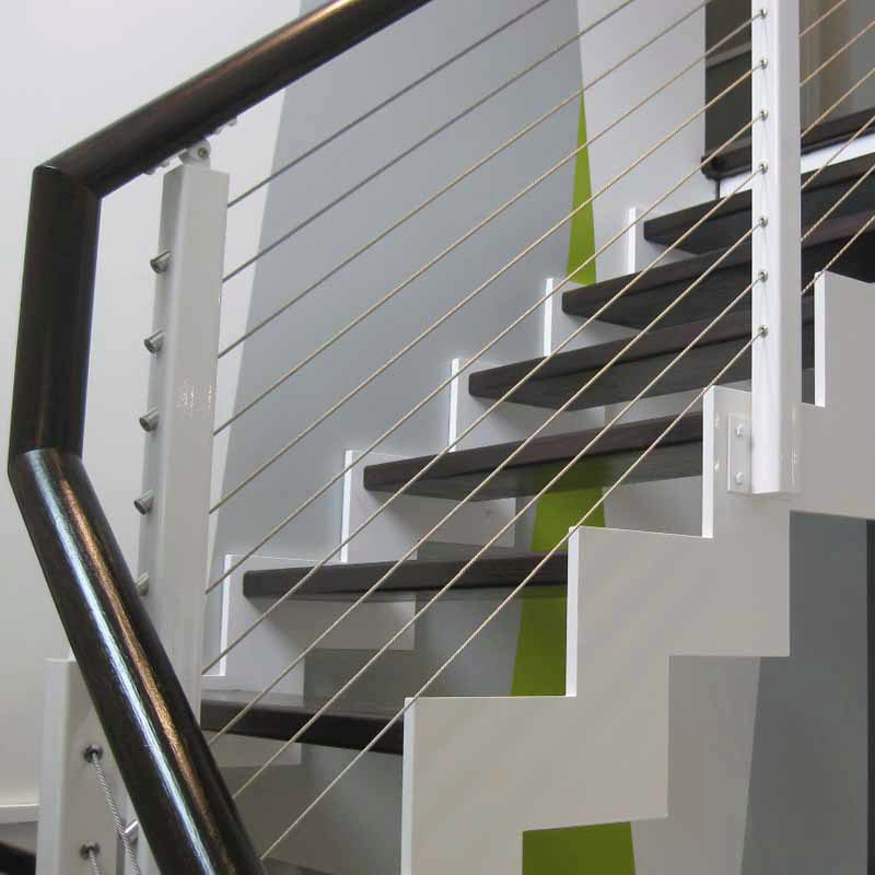 40 Trending Modern Staircase Design Ideas And Stair Handrails: The Latest In Stair Design Trends