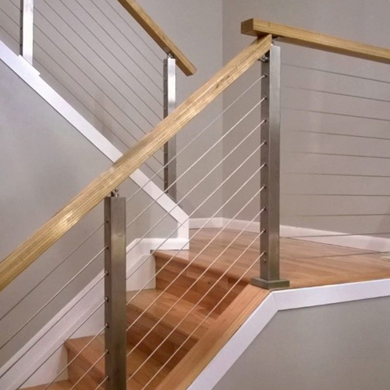 Bon How To Install A Cable Railing System