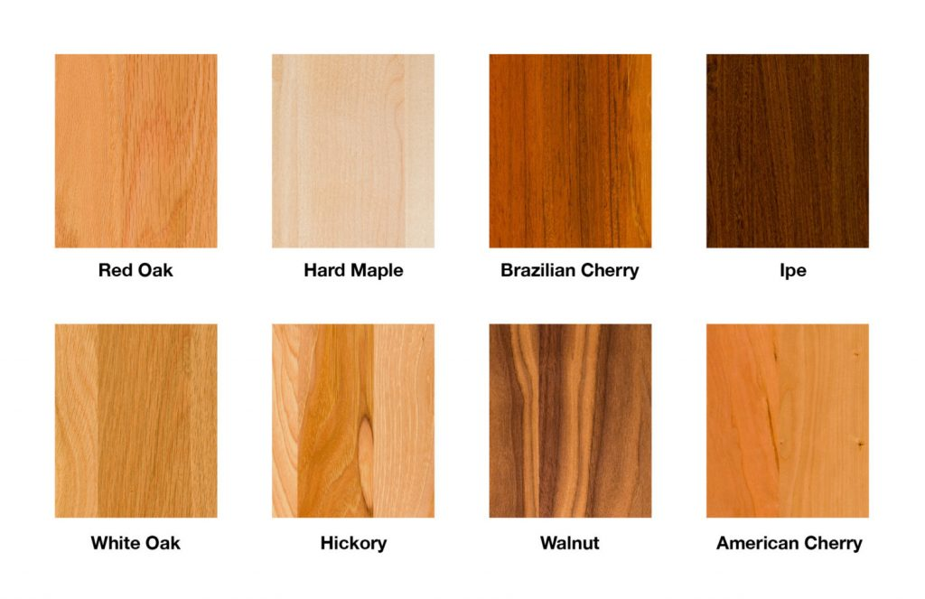 Wood Species Selection Stairsupplies