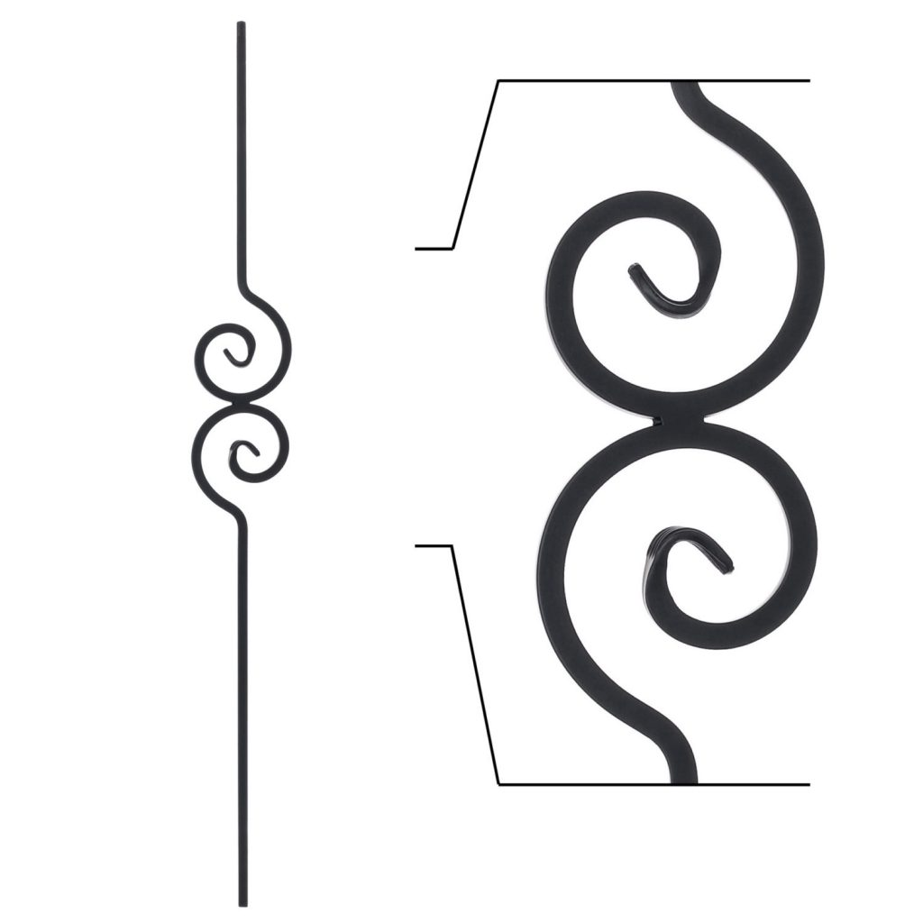 100 baluster shop com spiral staircase customer testimonial