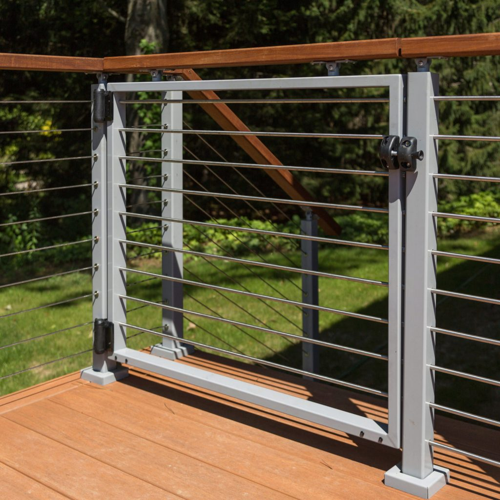 Gates for Cable Railing
