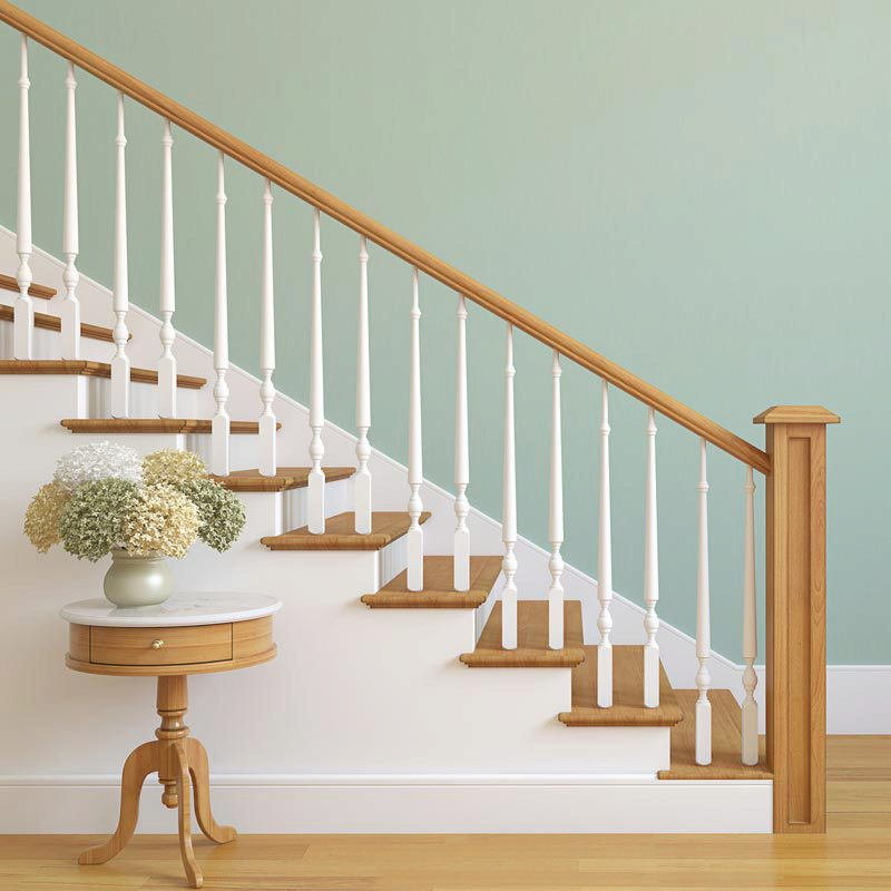 Tips For Painting Your Wood Staircase Stairsupplies