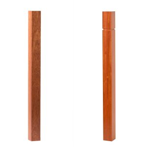 Wood Cable Railing Posts