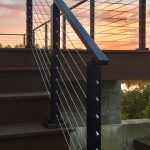 Exterior Cable Railing