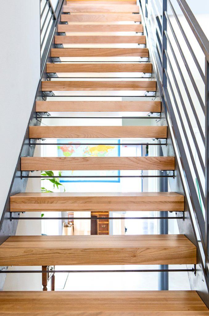 Custom Thick Treads Stairsupplies