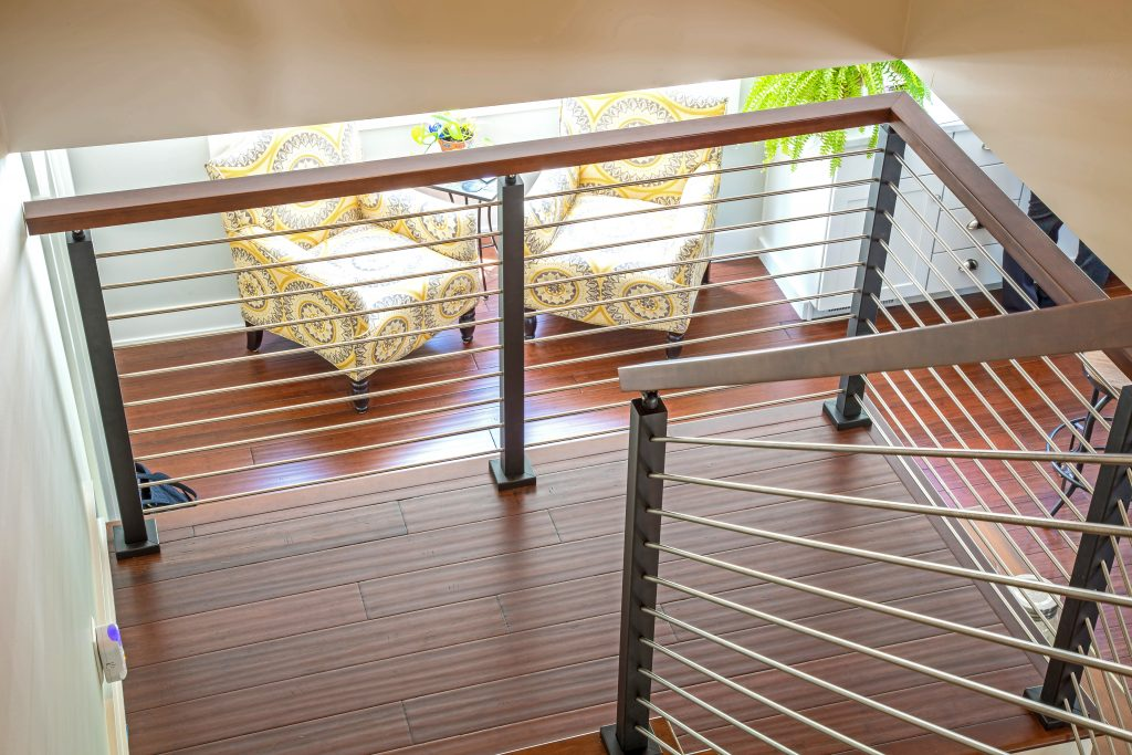 Use Horizontal Railing To Modernize Your Home Stairsupplies