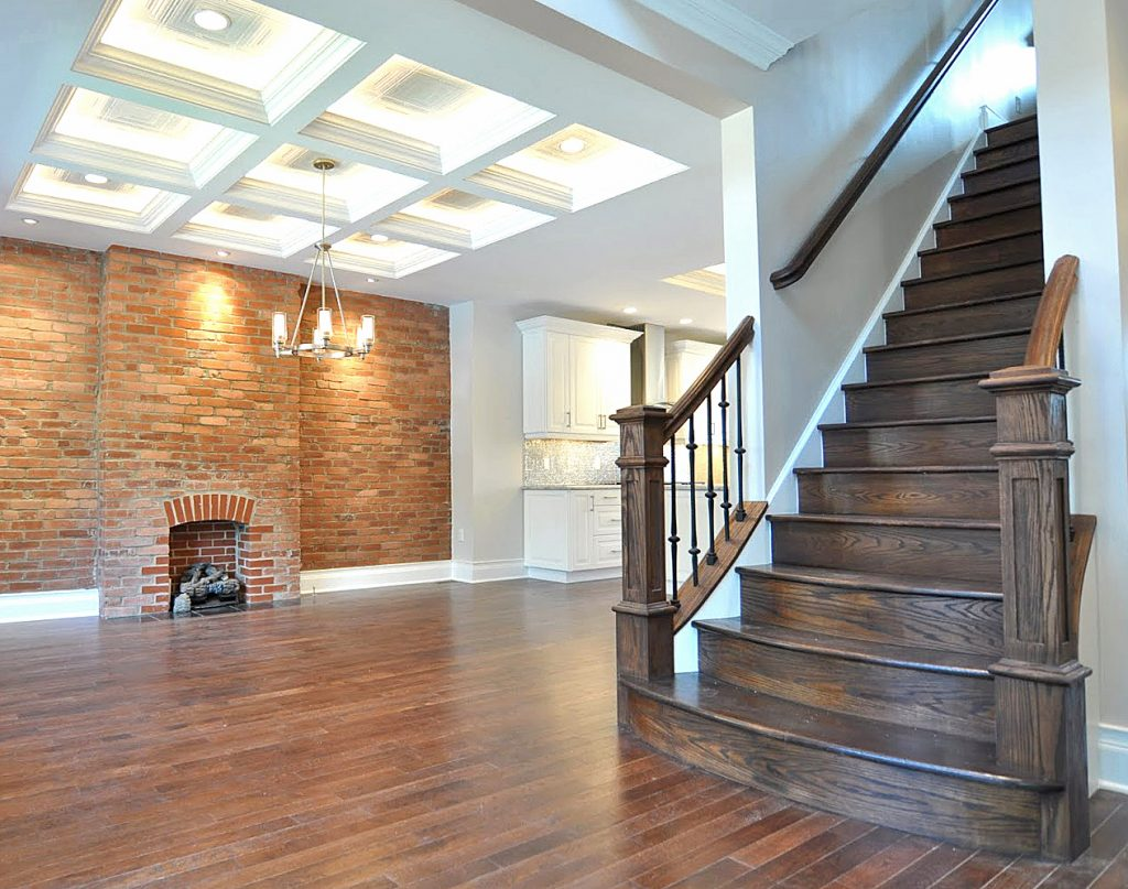 4991 Recessed Panel Box Newel Stairsupplies