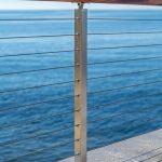 Coastal Cable Railing System