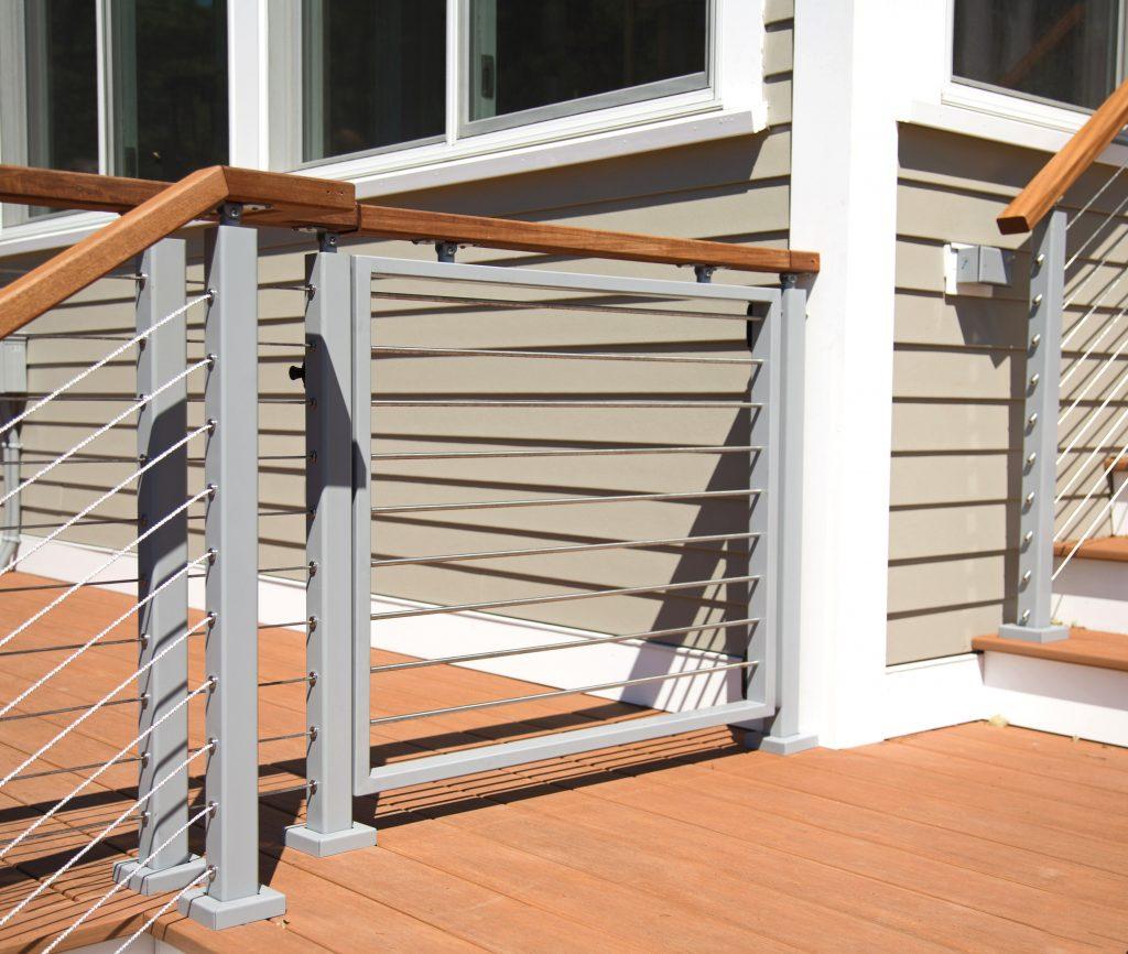 Gate Hinge Post Rod Railing Stairsupplies