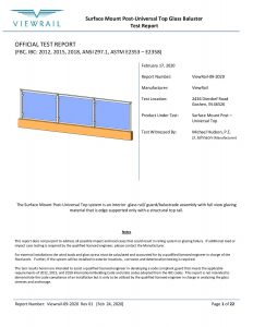 Surface Post Specifications & Testing Thumbnail