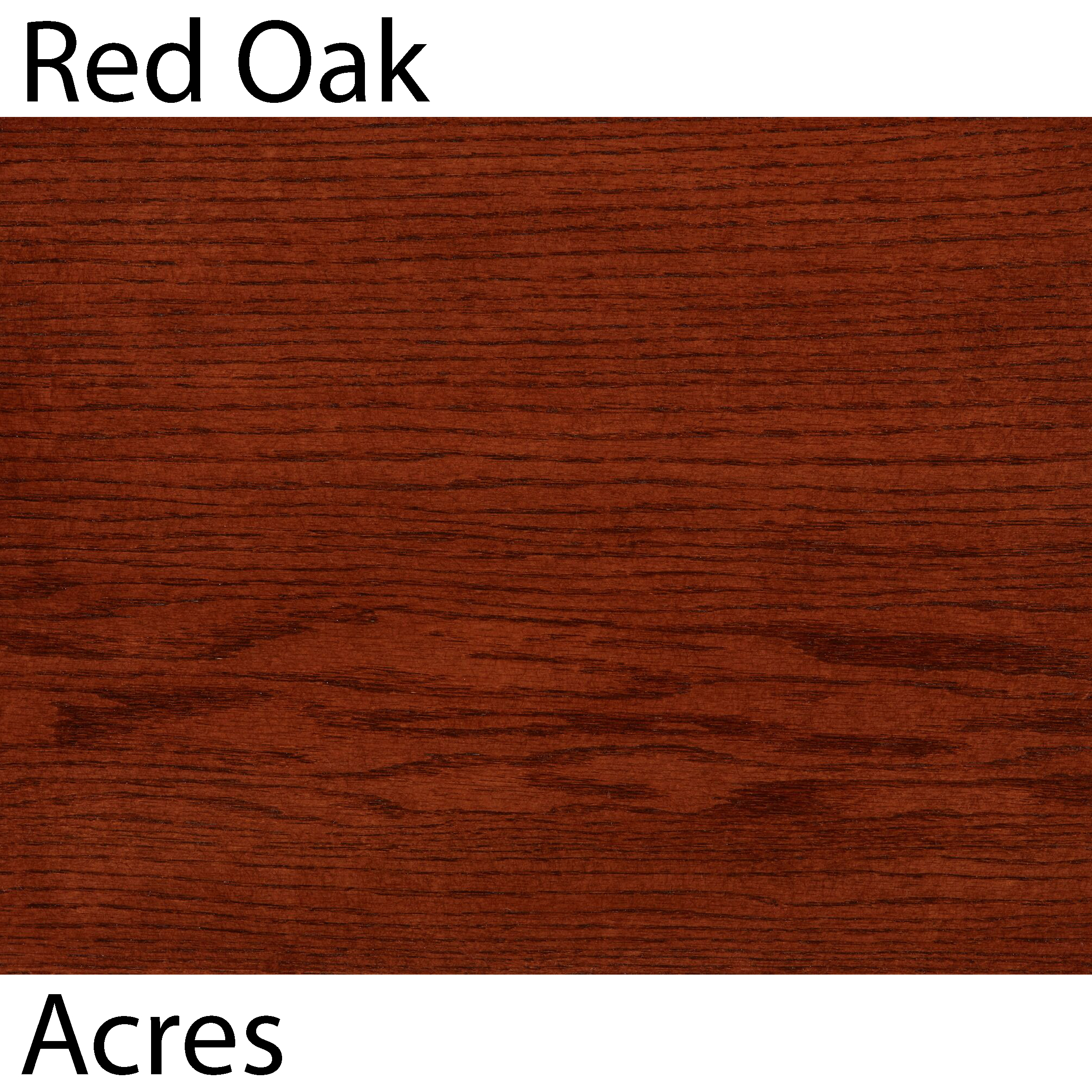 Red Oak Wood