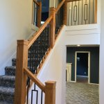 Aalto Balusters and 6004 Handrail