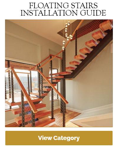 Floating Stairs Stairsupplies