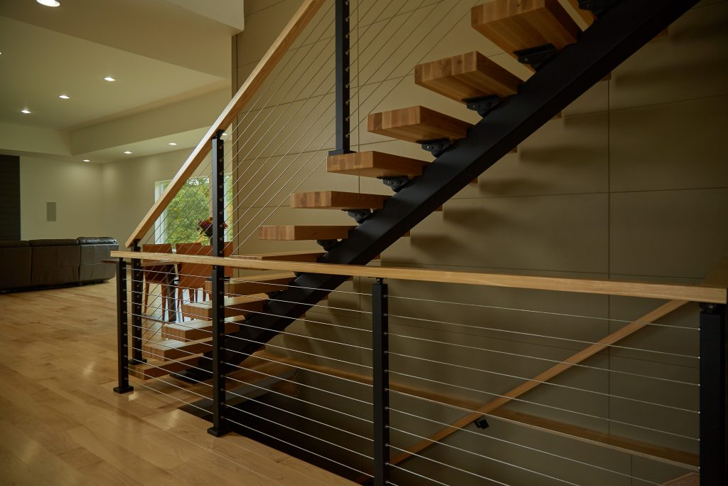 3 Thick Stair Treads