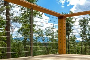 Cable Railing Systems: Stainless Steel Cable Wiring for