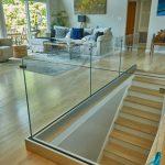Glass Base Rail