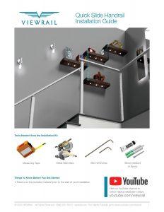 Quick Side Handrail Installation Instructions