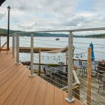 Cable Railing Speedboat Commercial